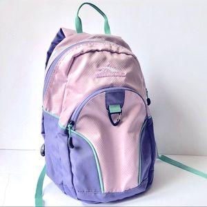 HIGH SIERRA Mini Loop backpack pink/purple GUC